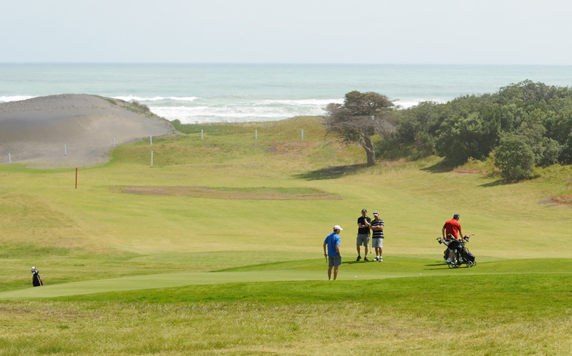 Muriwai Golf Course