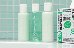 natural New Zealand made toiletries